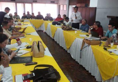 Reunión agencia de desarrollo Rural