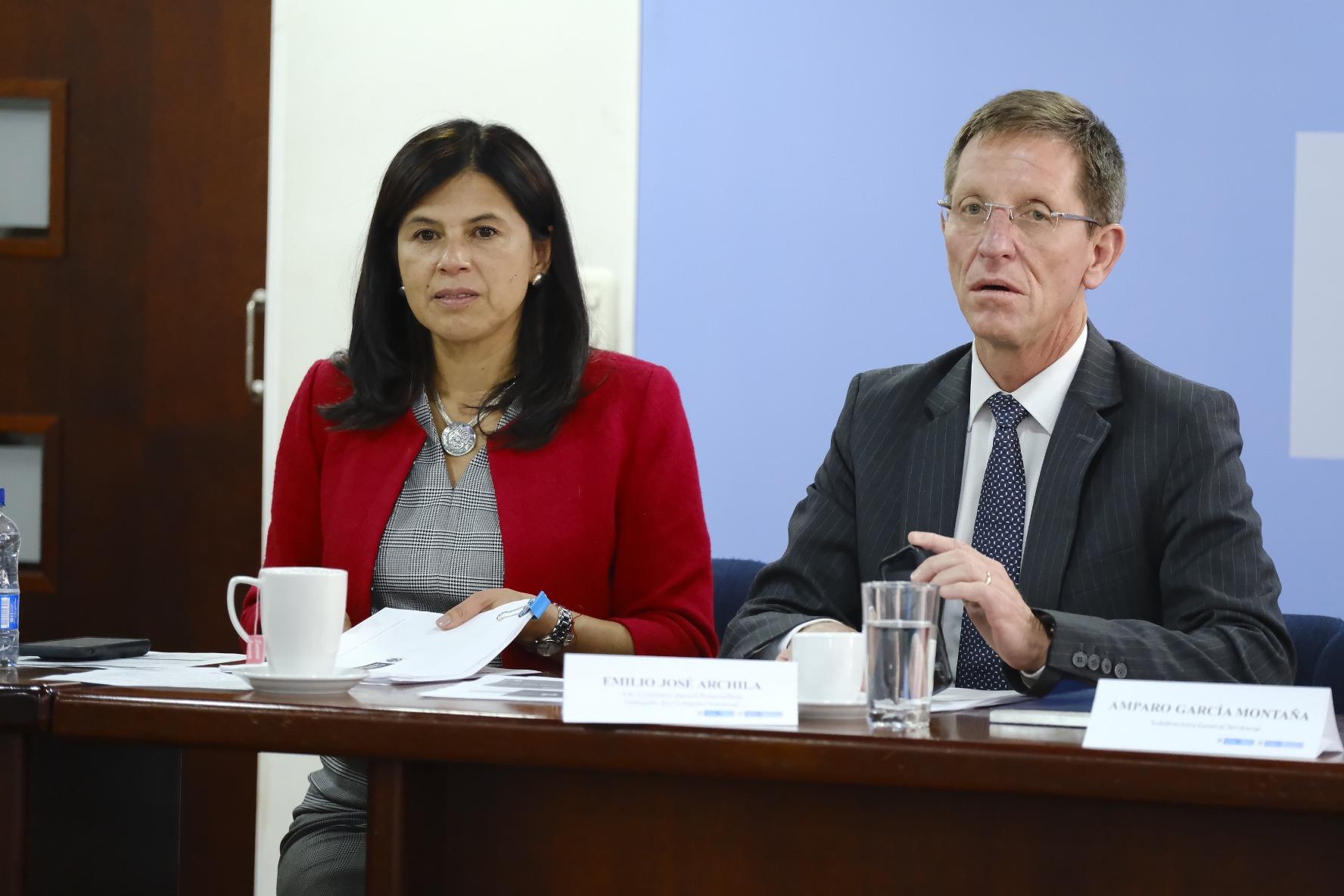 24 departamentos se beneficiarán de recursos aprobados por Ocad Paz