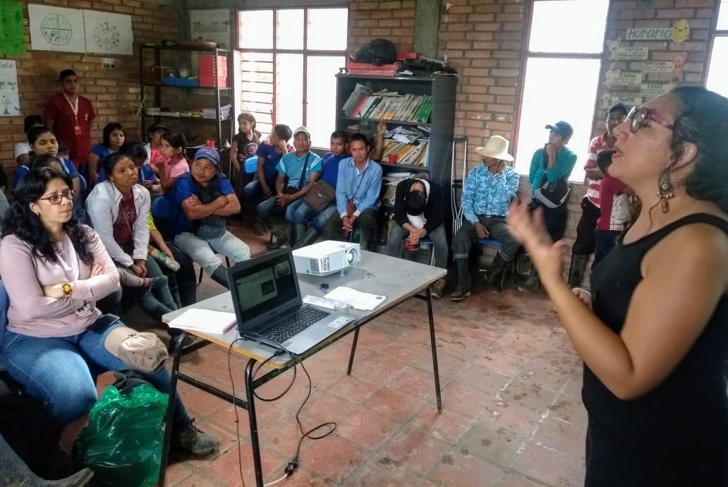Instituto Departamental de Salud desarrolló jornada de socialización de caracterización con  comunidad u'wa