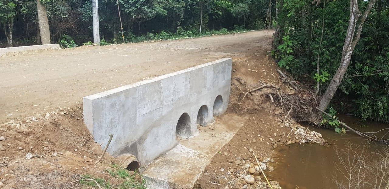 Ecopetrol mejora vías en zona rural de Tibú