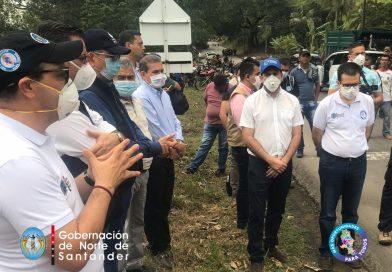 Campesinos del Catatumbo deciden levantar el bloqueo de  la vía Cúcuta – Ocaña y Cúcuta – Tibú