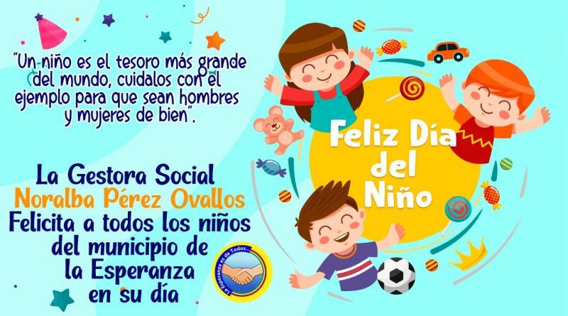 Con  herramientas virtuales se celebró el día del Niño