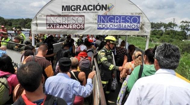 Migración Colombia: Proyecto para la utilización de identificación biométrica en la zona de frontera.