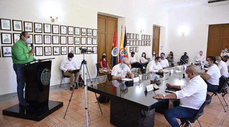 Corponor reitera su compromiso con el sistema de tratamiento  de aguas residuales de Cúcuta y el área metropolitana