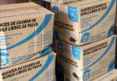 OIM dona elementos de protección para toma de muestras COVID-19