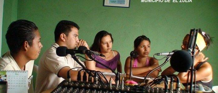 Niños y jóvenes realizadores participan en la Radio comunitaira