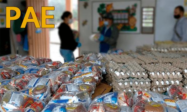 Avanza Programa de Alimentación Escolar en Casa