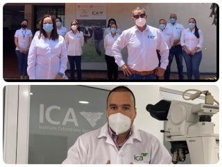 ICA Norte de Santander rindió cuentas de  gestión 2020