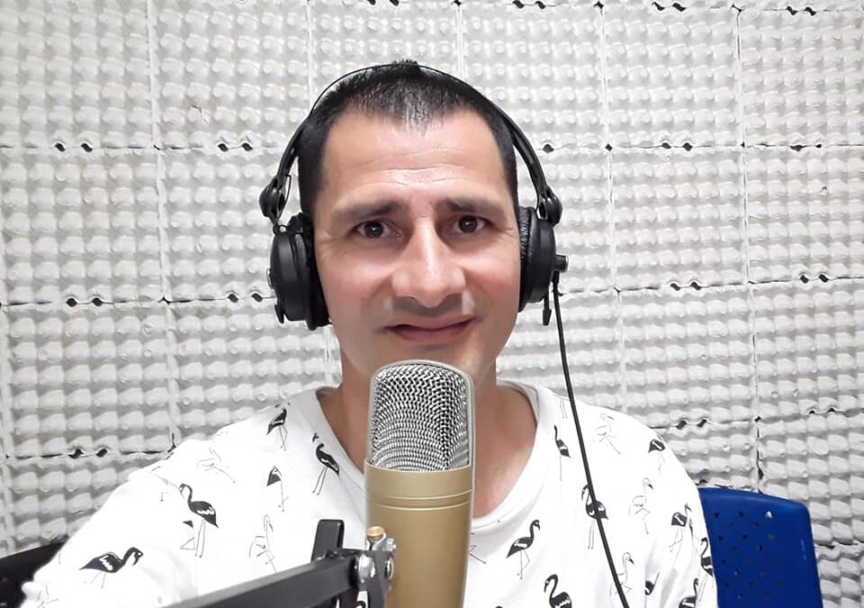 Edgar Iván Ortiz  representa el OCAD Centro Oriente Ante el  Consejo Nacional De Medios Ciudadanos y Comunitarios