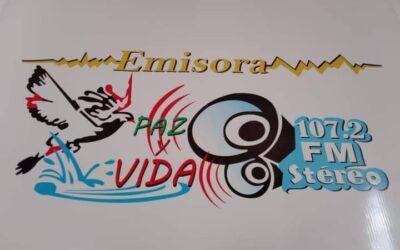 Emisora Paz y vida, trabaja por  el rescate de las  expresiones culturales