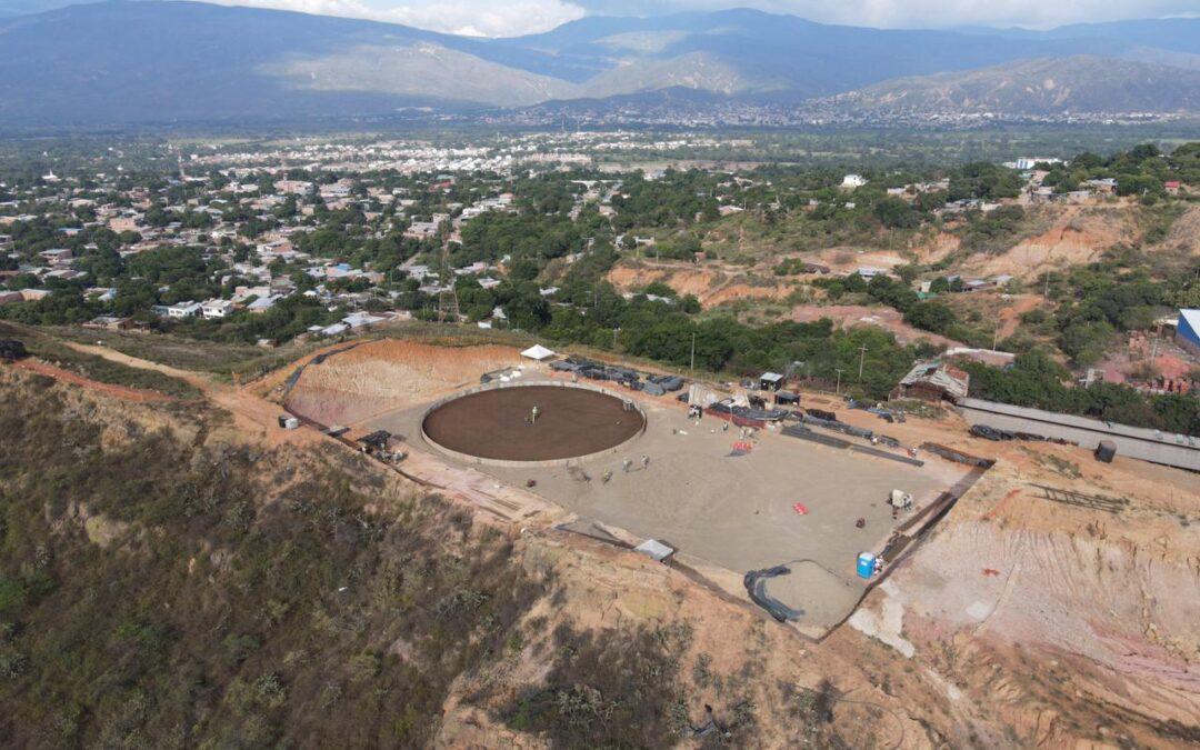 Acueducto Metropolitano Francisco de Paula Santander